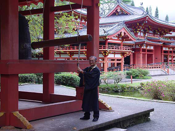 Byodo-In Temple - Valley of the Temples Memorial Park